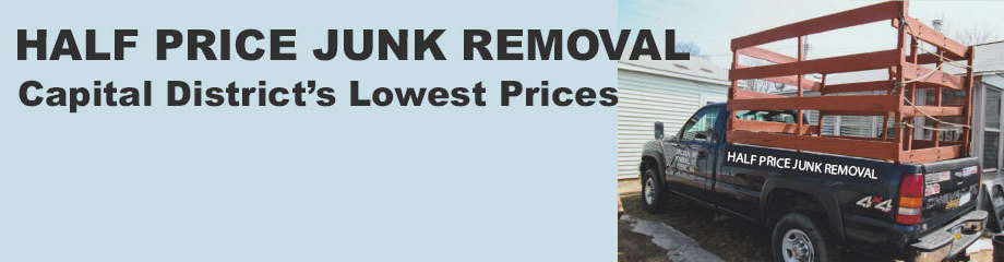 Our Services Half Price Junk Removal